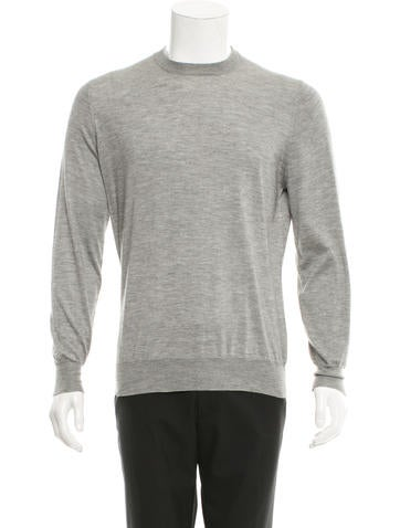 Brunello Cucinelli Cashmere & Silk-Blend Sweater None