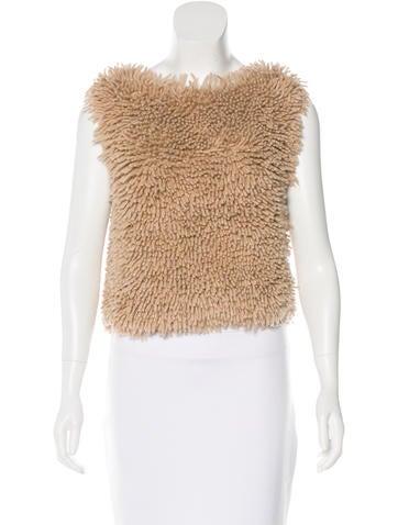 Brunello Cucinelli Cashmere Sleeveless Sweater None