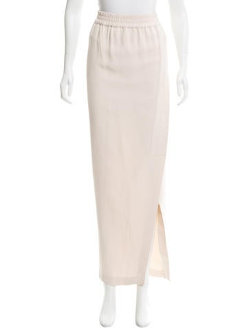 Brunello Cucinelli Asymmetrical Midi Skirt None