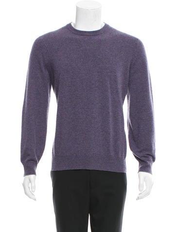 Brunello Cucinelli Cashmere Pullover Sweater None