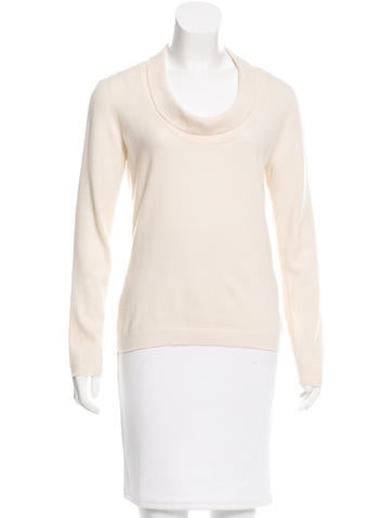 Brunello Cucinelli Cowl Neck Cashmere Sweater None