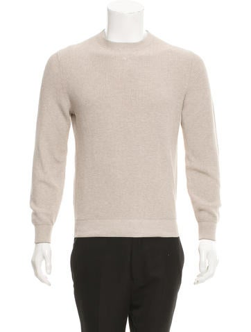 Brunello Cucinelli Pullover Crew Neck Sweater None