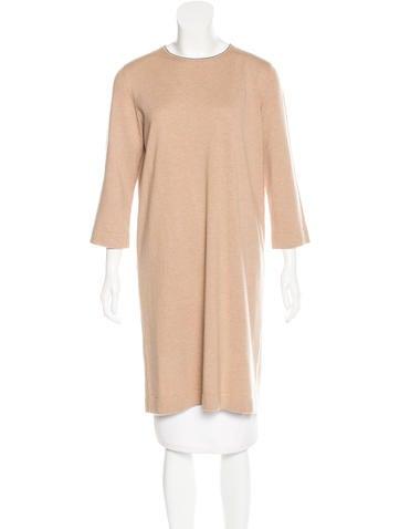 Brunello Cucinelli Monili-Accented Cashmere Sweater None