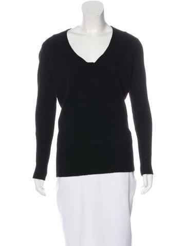Brunello Cucinelli Cashmere Scoop Neck Sweater w/ Tags None