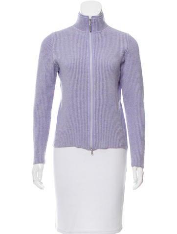 Brunello Cucinelli Cashmere Zip Sweater None