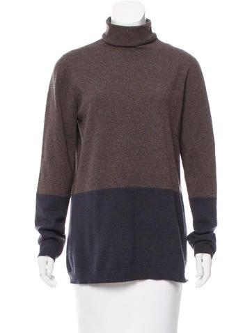 Brunello Cucinelli Cashmere Colorblock Sweater None
