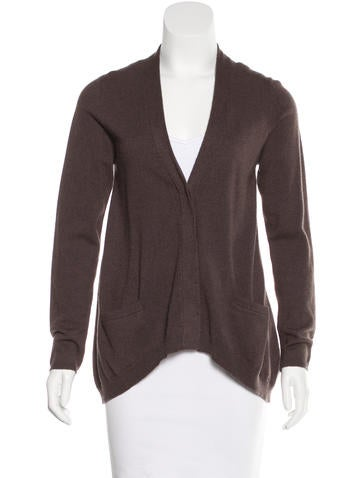 Brunello Cucinelli Cashmere Button-Up Cardigan None
