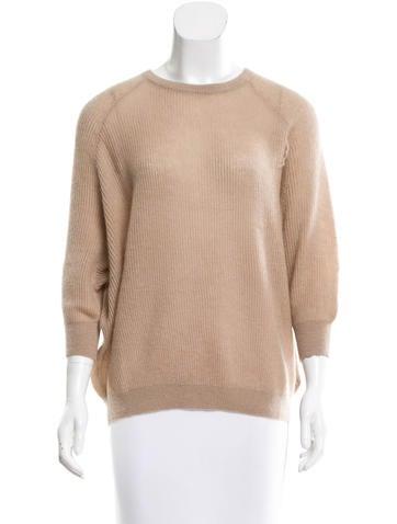 Brunello Cucinelli Oversize Knit Sweater None