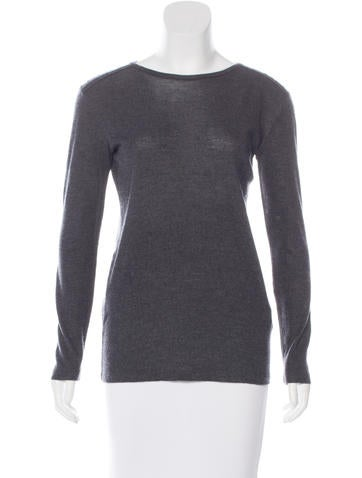 Brunello Cucinelli Wool Studded Sweater None