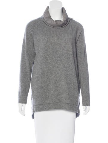 Brunello Cucinelli Monili Cashmere Sweater None