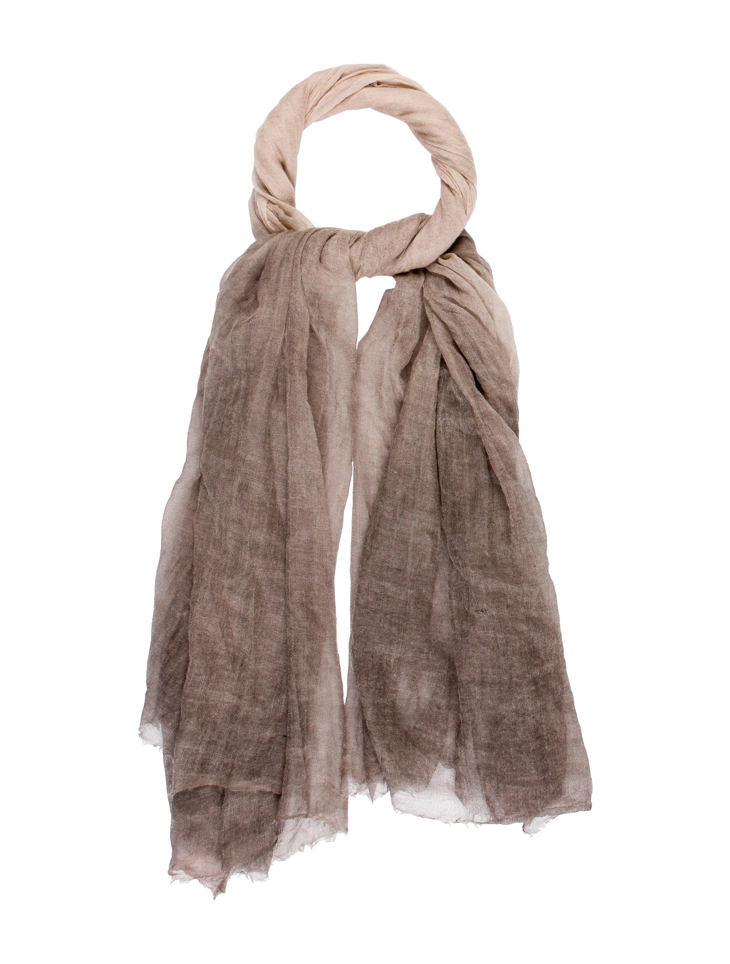 brunello cucinelli lightweight scarf
