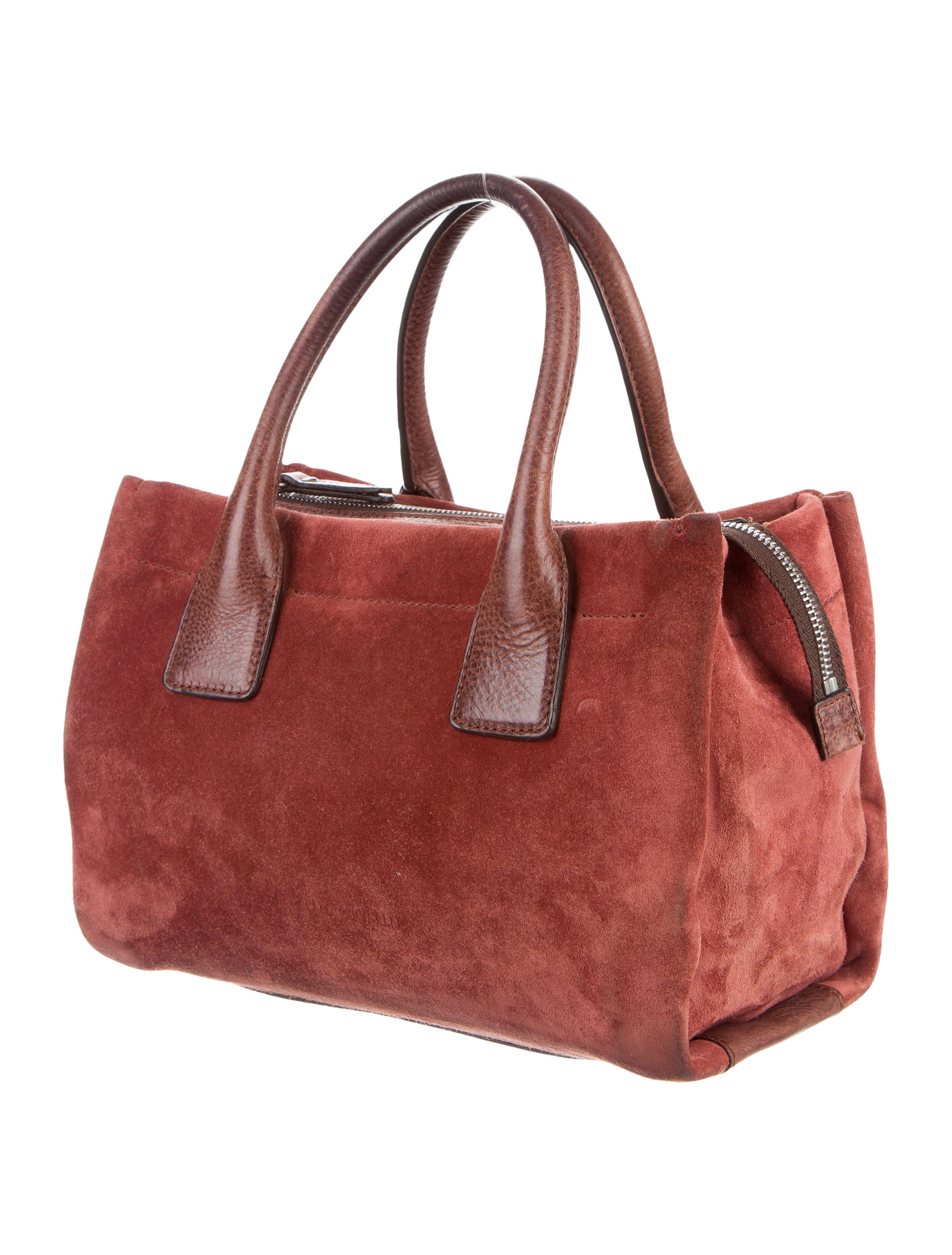 how to clean suede handbag