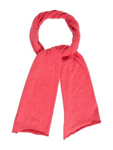 Brunello Cucinelli Cashmere Knit Scarf None
