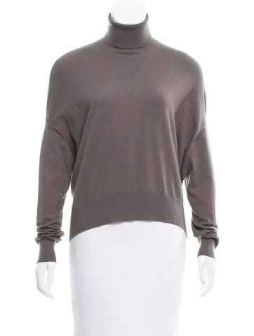 Brunello Cucinelli Cashmere Turtleneck Sweatter None