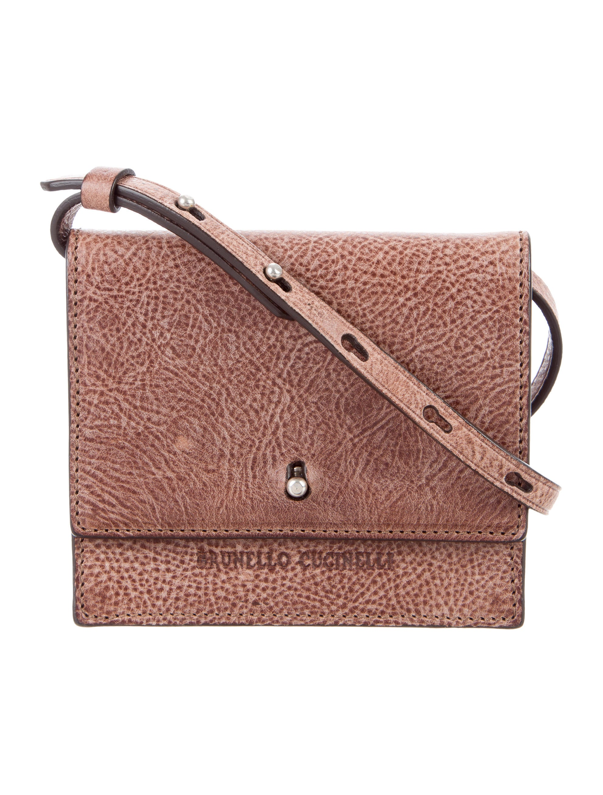 Brunello Cucinelli Mini Crossbody Bag Handbags