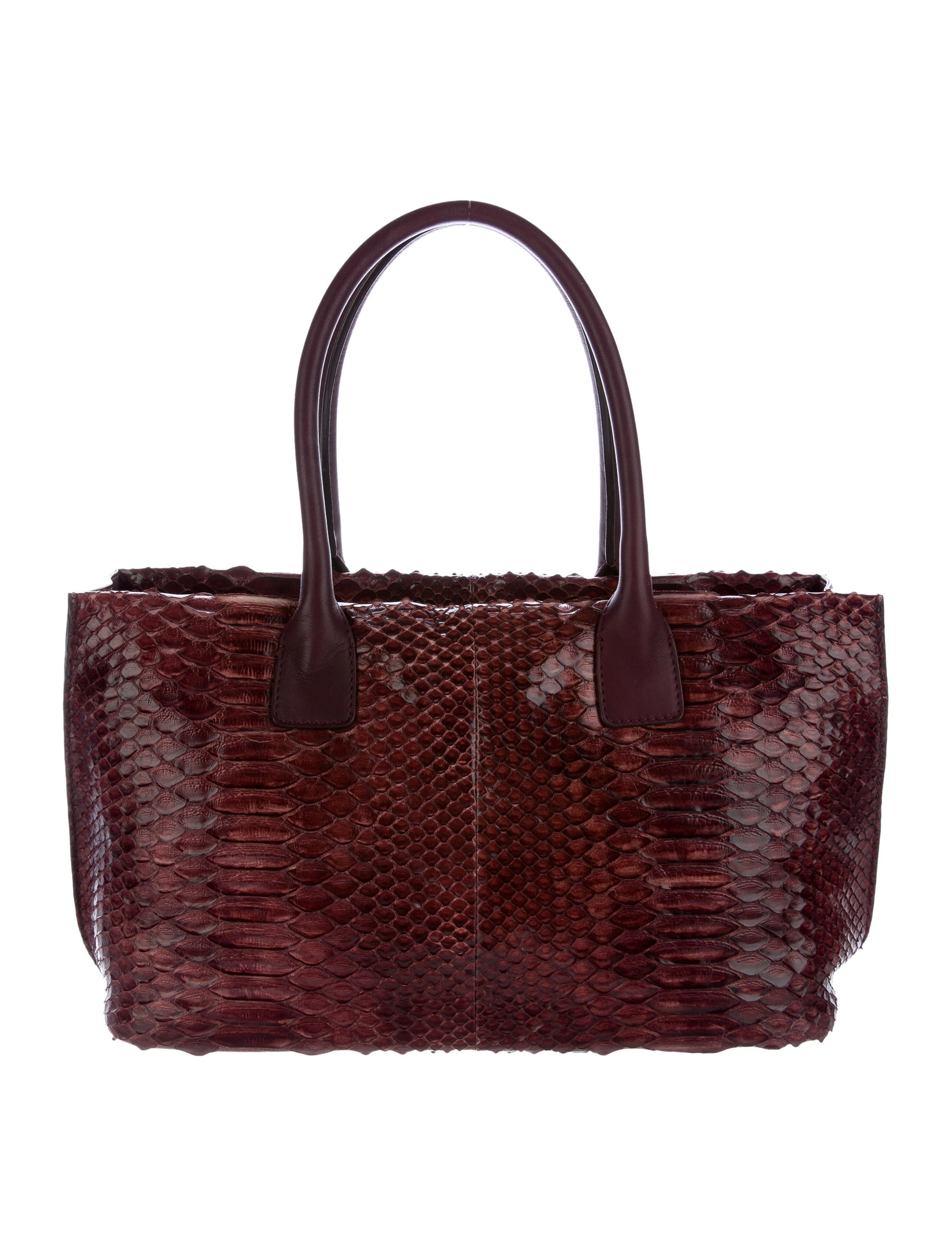 Brunello Cucinelli Python Handle Bag Handbags Bru46368