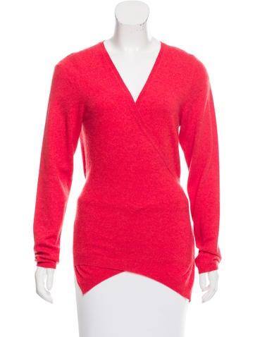 Brunello Cucinelli Cashmere Wrap Sweater w/ Tags None