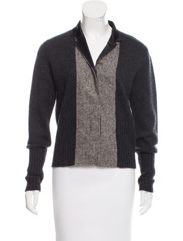 Brunello Cucinelli Cashmere Knit Cardigan None