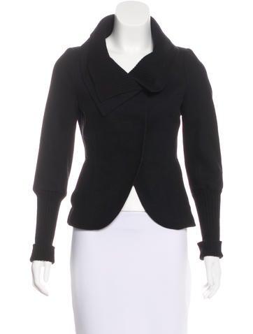 Brunello Cucinelli Wool & Cashmere Jacket None