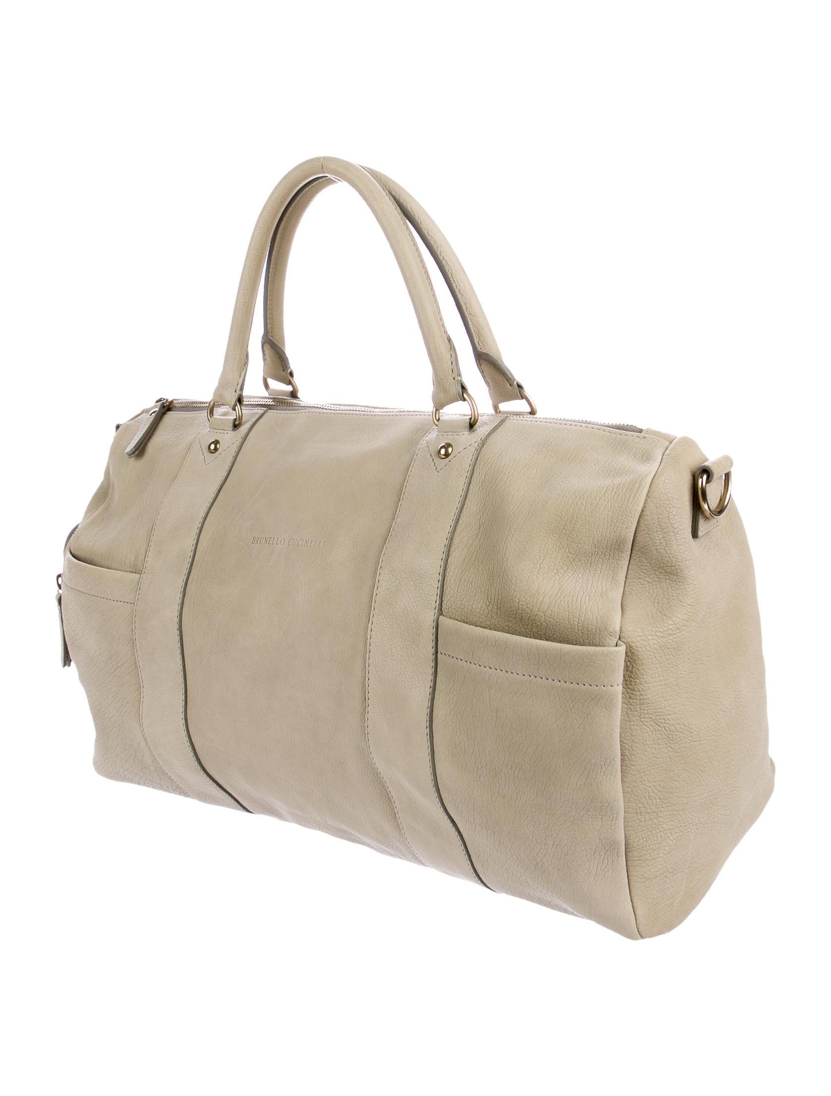 Boston Bag Patchwork Tutorial: Brunello Cucinelli Boston Bag - Handbags - BRU47286
