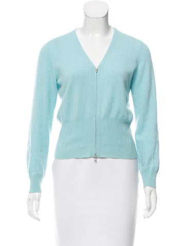 Brunello Cucinelli Cashmere Zip-Up Cardigan None