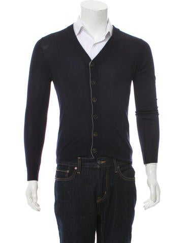 Brunello Cucinelli Cashmere-Blend Cardigan None