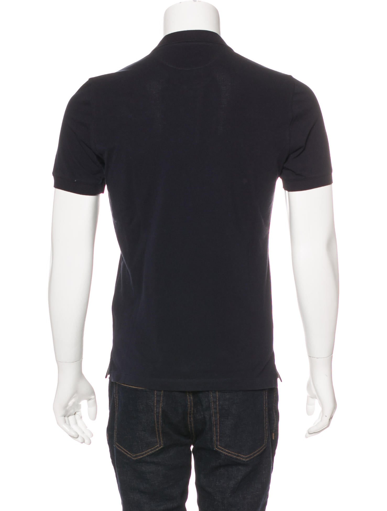 brunello cucinelli slim fit polo shirt clothing