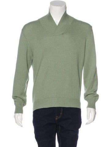 Brunello Cucinelli Shawl Sweater None