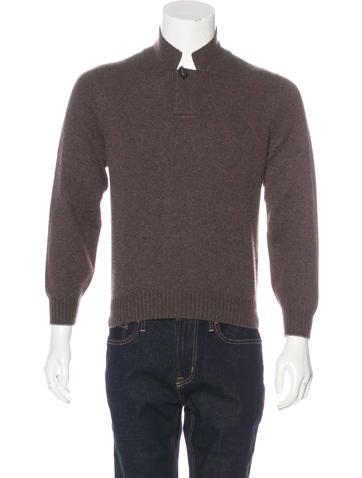 Brunello Cucinelli Cashmere V-Neck Sweater None