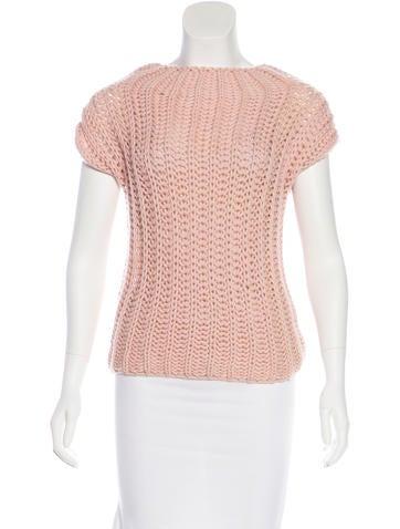 Brunello Cucinelli Cashmere Knit Top None