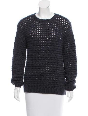 Brunello Cucinelli Cashmere Sequin Sweater w/ Tags None