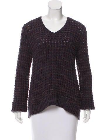 Brunello Cucinelli Mélange Cashmere Sweater w/ Tags None
