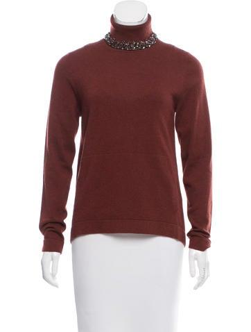 Brunello Cucinelli Cashmere Turtleneck Sweater w/ Tags None