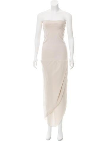 Brunello Cucinelli Sleeveless Maxi Dress None