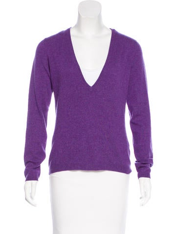 Brunello Cucinelli Rib Knit Cashmere Sweater None