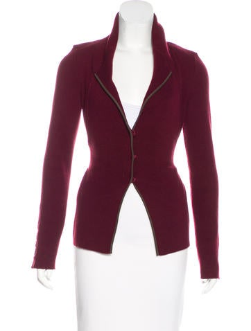 Brunello Cucinelli Cashmere Knit Jacket None