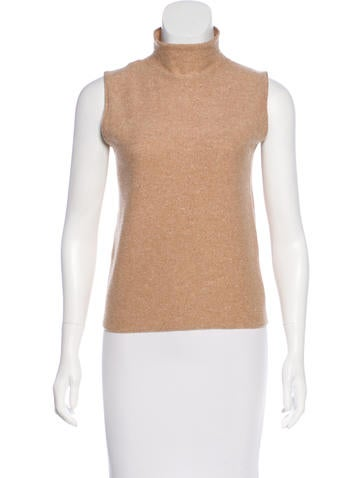 Brunello Cucinelli Cashmere Sleeveless Sweater None