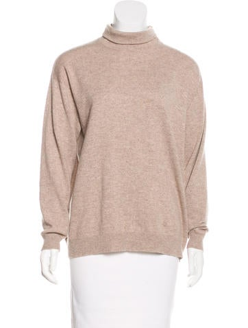 Brunello Cucinelli Cashmere Long Sleeve Sweater None