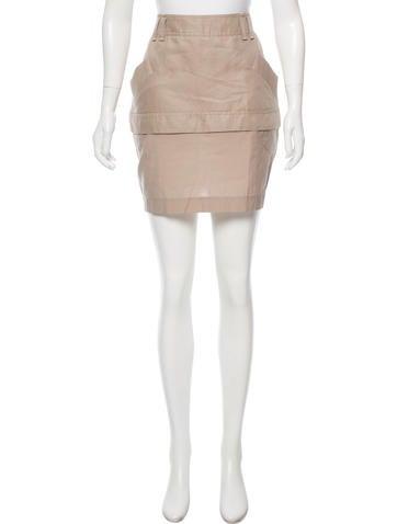 Brunello Cucinelli Fitted Midi Skirt None