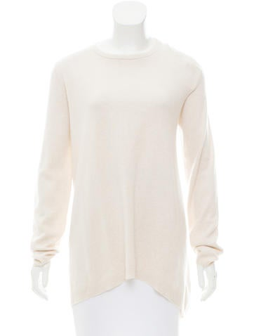Brunello Cucinelli Cashmere Asymmetrical Sweater None