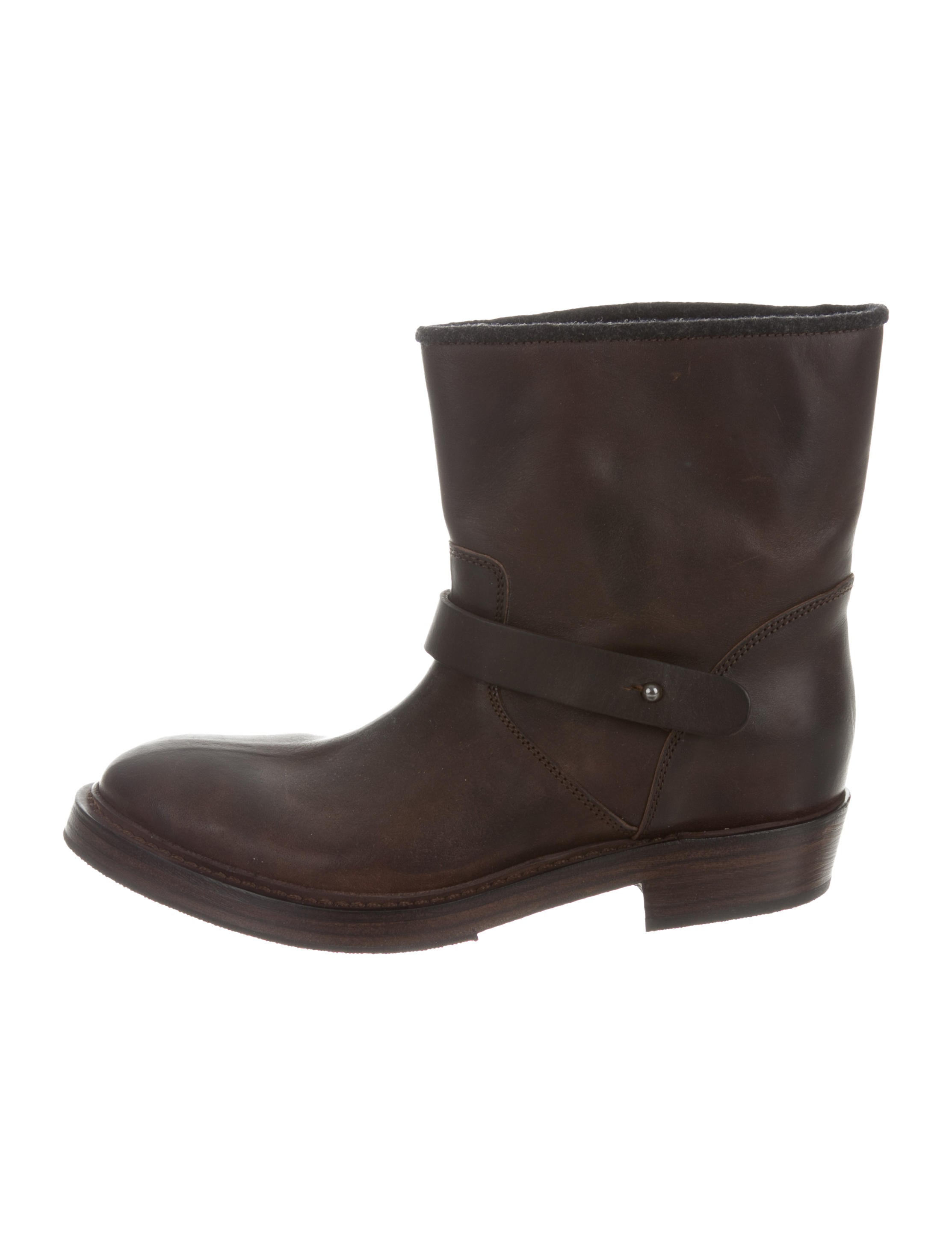 cheap buy authentic Brunello Cucinelli Moto Ankle Boots w/ Tags wiki sale online clearance discount free shipping pay with paypal mX39g2n5S