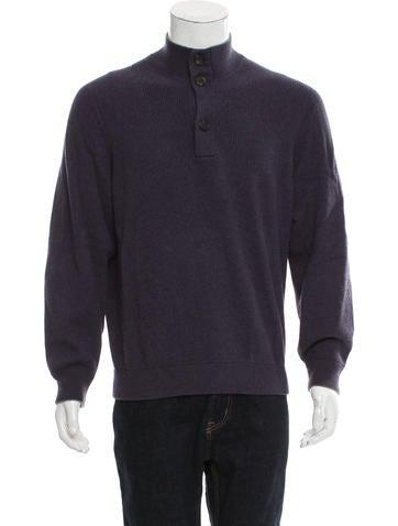 Brunello Cucinelli Cashmere Turtleneck Sweater None