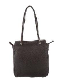 73a1003e0bc2 Brunello Cucinelli. Leather Shoulder Bag