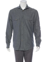 Woven Western Shirt image 1
