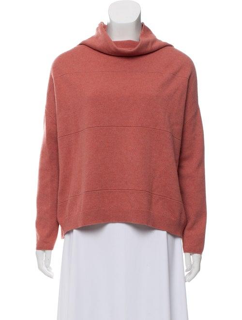 Cowl Neck Cashmere Sweater by Brunello Cucinelli
