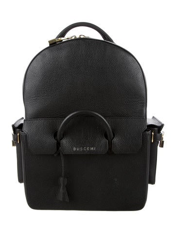 Leather PHD Backpack