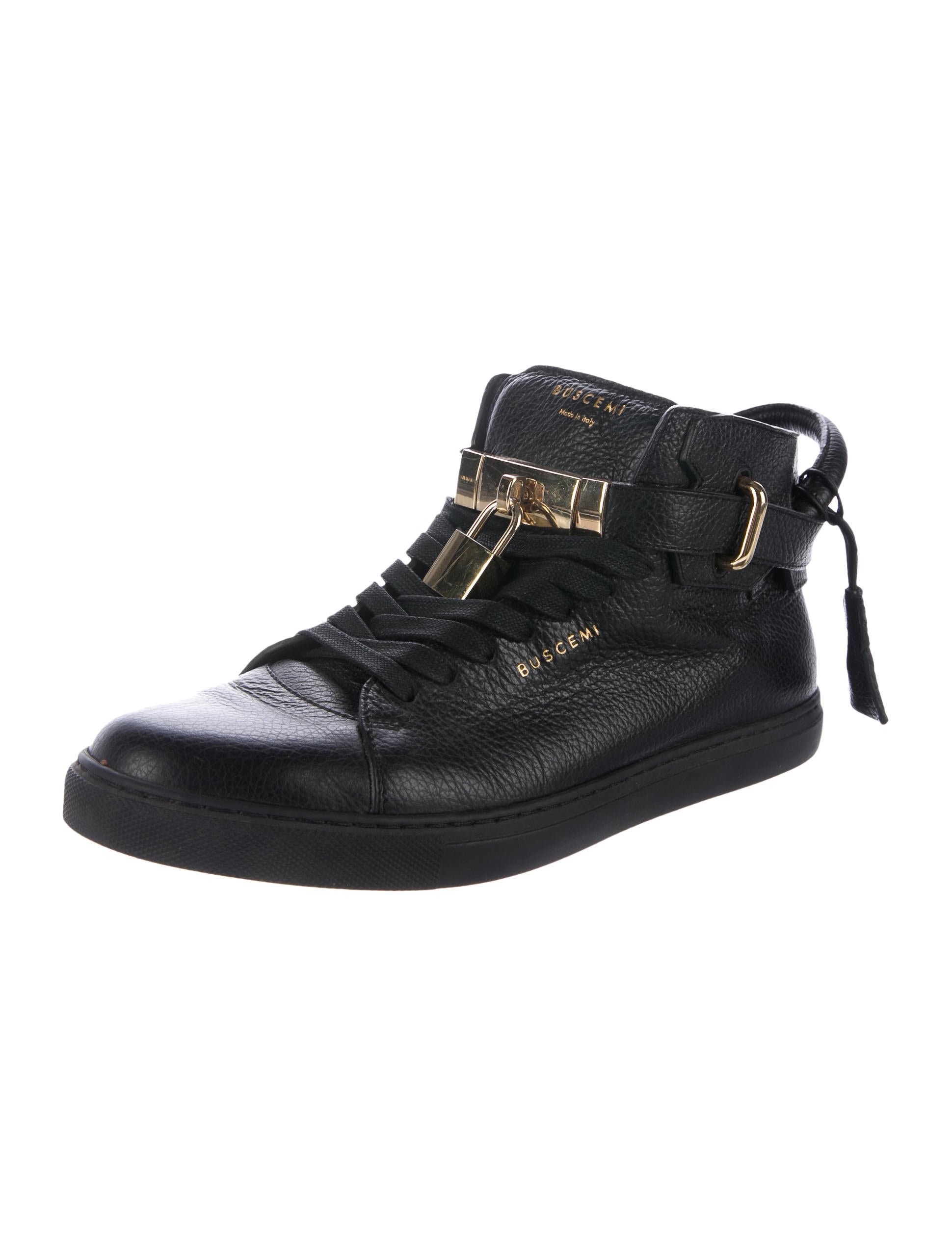 Bsi Black Gold Shoes