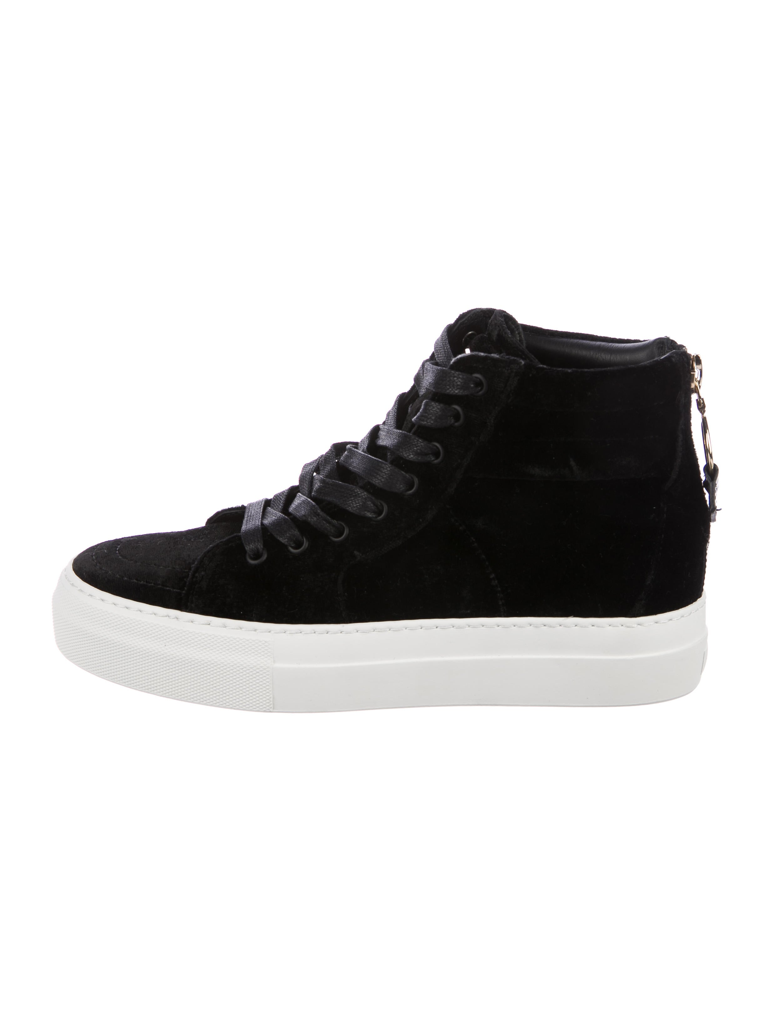 Buscemi 100MM High-Top Sneakers w/ Tags clearance authentic idnGQJQ