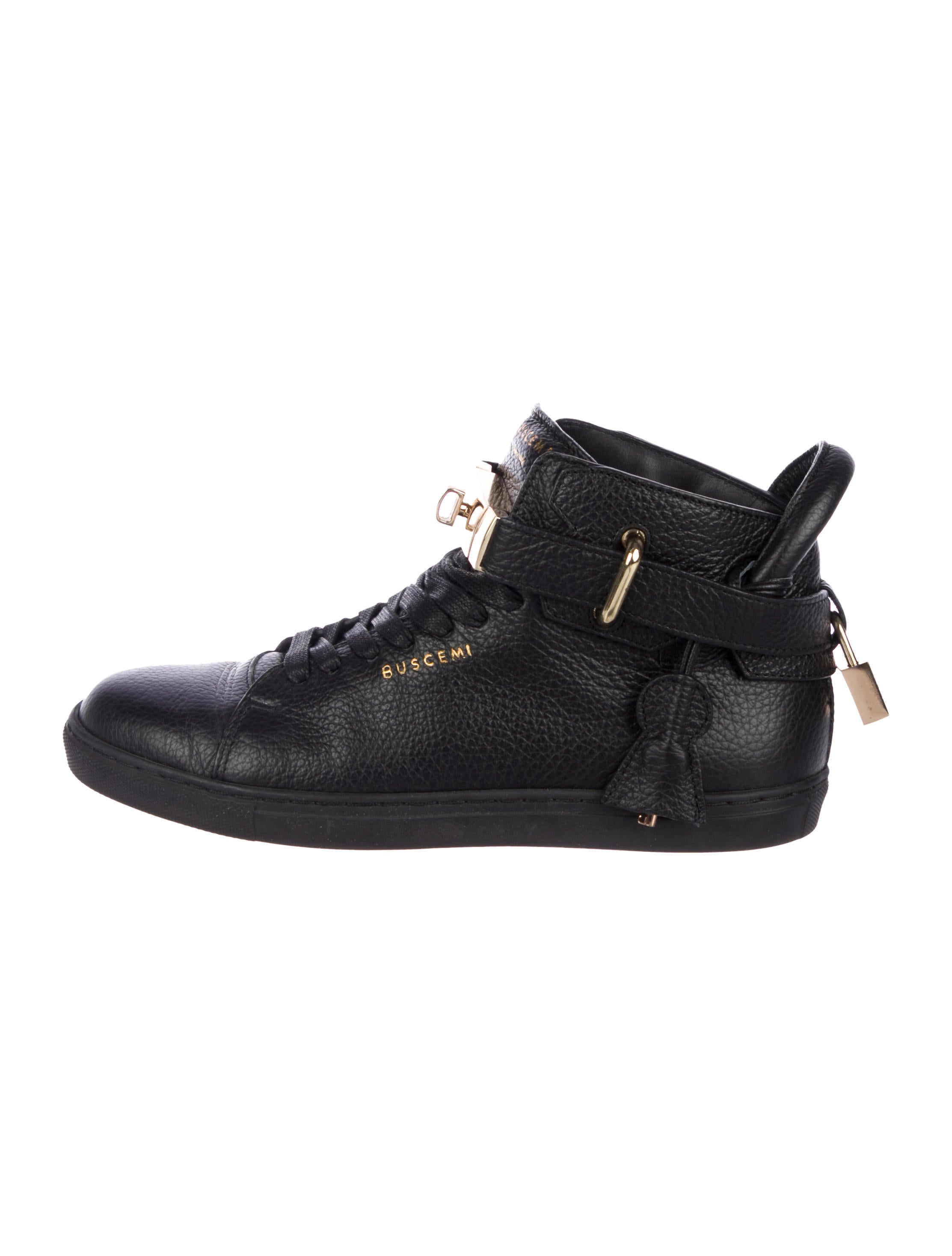 24fc1c590cb1 Buscemi 100mm High-Top Sneakers - Shoes - BSI20789