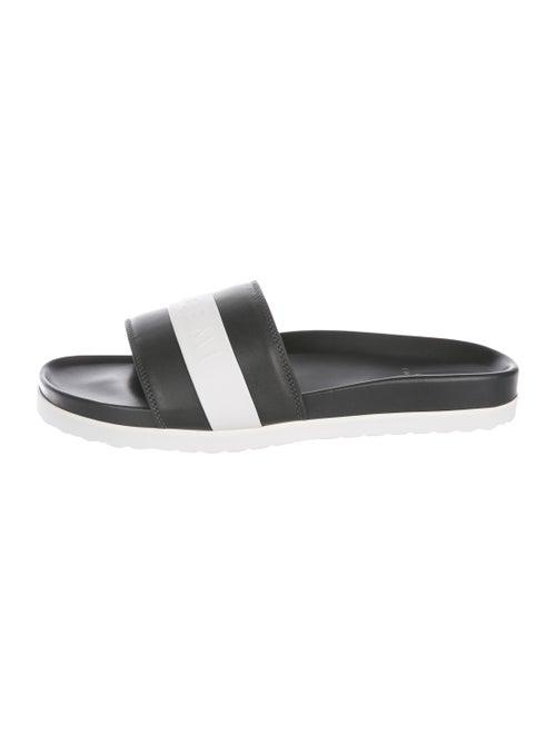 4f66e2a11ec1 Buscemi Leather Slide Sandals w  Tags - Shoes - BSI21118